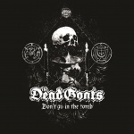 "The Dead Goats - Don\'t Go In The Tomb (7""EP)"